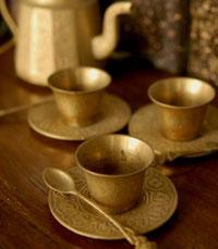 הקפה של רוז'ט - פינג'אן קפה שחור