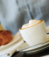 מסעדת מקרוני ירושלים - קפה נחמד וטוב