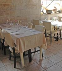 מסעדת האקליפטוס הירושלמית ממוקמת במבנה אבן מדהים