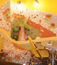 צבעים חמים ונעימים - קיורטוש תל אביב