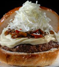 המבורגר ממומביי ברשת מוזס