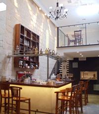 אצטקה - בית קפה יפואי