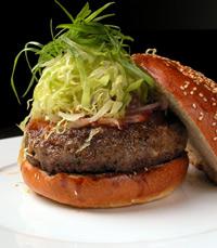 קציצית הבקר הידועה כהמבורגר