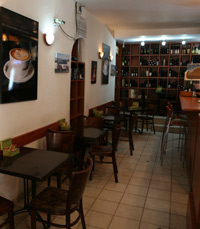 בית הקפה-מסעדה מנורה ירושלים