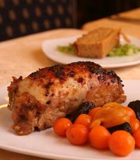 אוכל מזרח אירופי במסעדה היהודית בני ברק