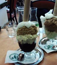 Giolitti - איפה הגלידה הטובה ברומא?