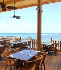 מסעדות עם נוף: הלנה מול הים