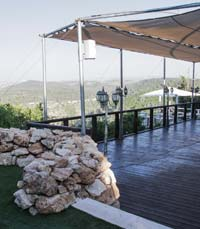 נוף עוצר נשימה של הרי יהודה ונחל קטלב - פיצ'ונקה נס הרים
