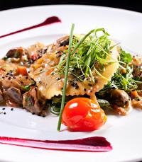 דגש צרפתי ופלירטים עם המטבח הים-תיכוני
