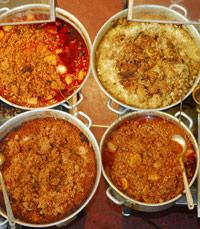אוכל של בית פרסי