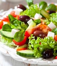 עדיפות לירקות במצבם הטבעי
