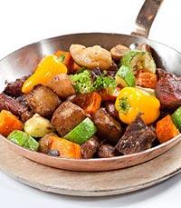מטבח ירושלמי עם בישול מודרני