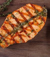 דג על הדן - לאכול באמצע הטבע