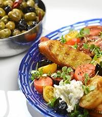 פיש מרקט - חגיגה יוונית סוחפת