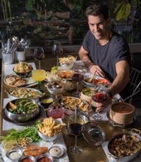 משה שגב - מטבח שף חוויתי וססגוני