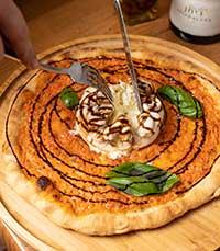פיצה בוראטה