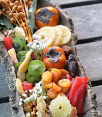 פירות יבשים ברשת ספייסס כלים ומאכלים