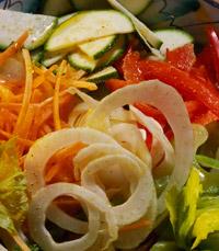 ארוחת צבריים דשנה במסעדת גחלים