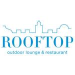 לוגו רופטופ - מסעדת הגג