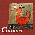 לוגו קפה קרמל