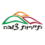לוגו מלון צובה