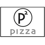 לוגו פיצה בריבוע