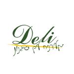 לוגו דלי מעדניה עם סגנון