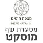 לוגו מוסקט- מצפה הימים