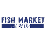 לוגו fish market by meatos- פיש מרקט