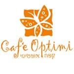 לוגו קפה אופטימי