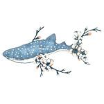לוגו לוויתן