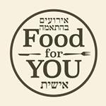 לוגו Food for you