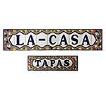 לוגו לה קאסה טאפאס - חלל אירועים