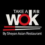 לוגו Take a Wok